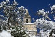 L'église de Bellaffaire - Le Clocher