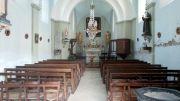 L'église de La Freyssinie - Vue intérieure